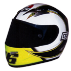 AGV/Ti-Tech GOTHIC46 White
