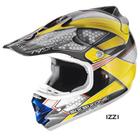 661:シックスシックスワン/HURRICANE FLIGHT ヘルメット