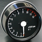 PMC Works type tachometer
