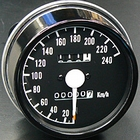PMC Works type speedometer