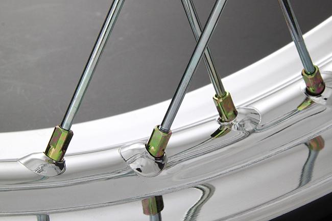 【PMC】鍍鉻電鍍輻條組 - 「Webike-摩托百貨」