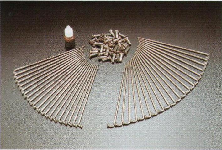 原廠型 OEM樣式 輻條組