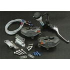PMC Front caliper kit
