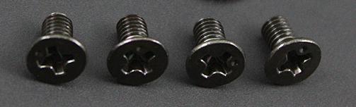 油箱銘版安裝螺絲組