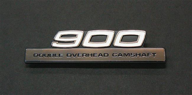 【PMC】銘版 後期型900用 - 「Webike-摩托百貨」