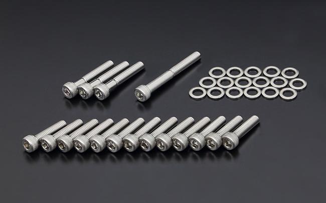 Z/KZ系 引擎外蓋螺絲組 油底殼螺絲 不銹鋼強化型