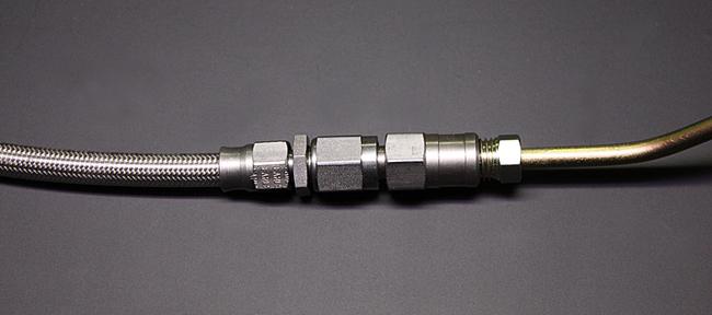 Z1/Z2 煞車油管接頭轉接器