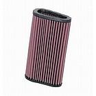 K&N.可更換型空氣濾芯.商品編號:HA-5907