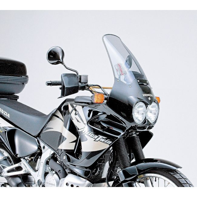 givi aerodynamic windshield d195s honda xrv750 africa. Black Bedroom Furniture Sets. Home Design Ideas