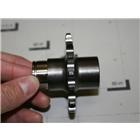 【G-Craft】偏移型前齒盤 (16T 20mm)
