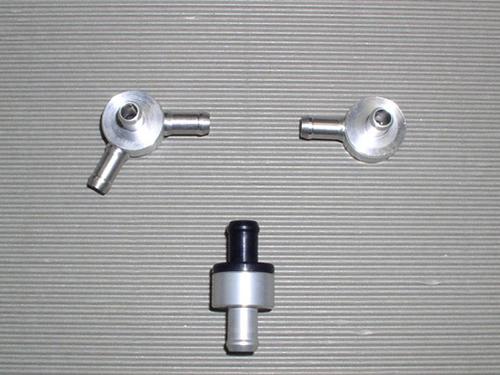 曲軸箱壓力控制閥+轉接頭組