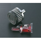 K & N Crankcase Breather Filter Steel Base