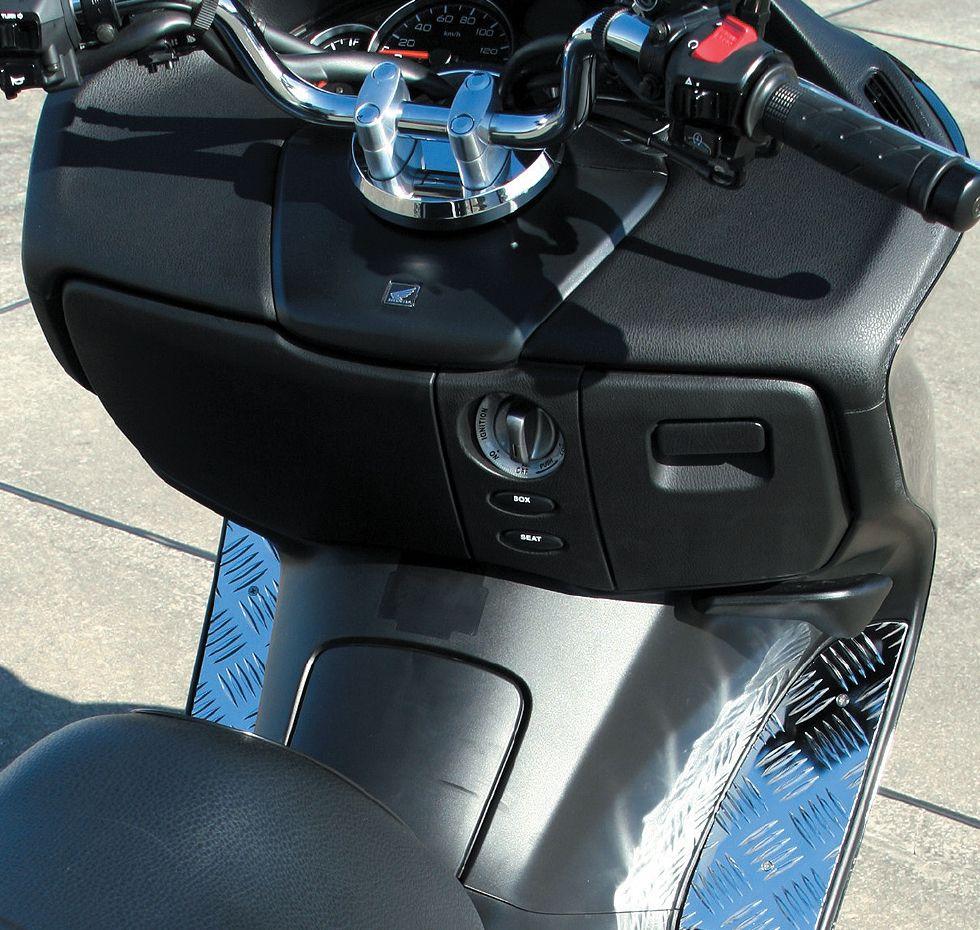 鋁合金踏板