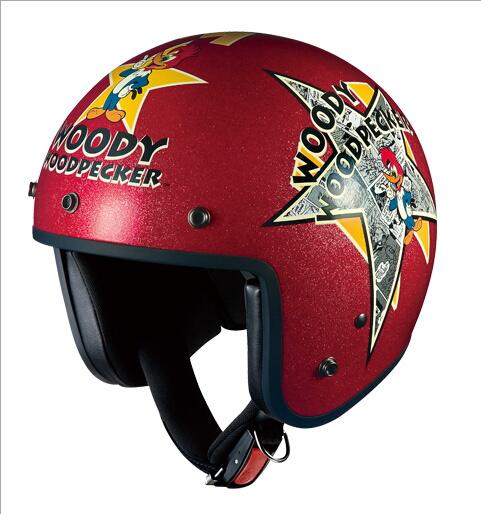 BOB-K 安全帽 伍迪啄木鳥系列
