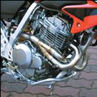 【RSV】4行程競賽型排氣管