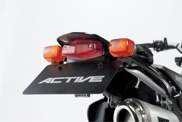 【DUGOUT】滑胎車專用改裝後牌照架 - 「Webike-摩托百貨」