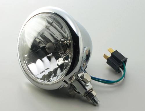 4.5英吋頭燈本體