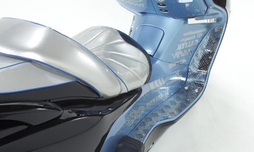 【DUGOUT】鋁合金腳踏板 [TYPE-2] - 「Webike-摩托百貨」