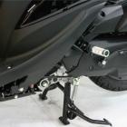 【DUGOUT】鋁合金切削加工後腳踏套件