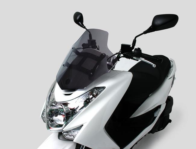 Yamaha Majesty Windshield