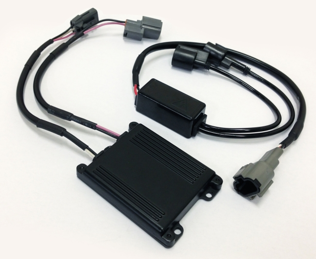 HID 頭燈控制器 & 啟動器