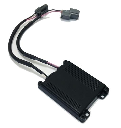 HID 頭燈控制器