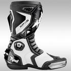【XPD】XP-3S 賽車靴(黑/白) - 「Webike-摩托百貨」