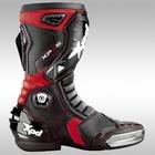 【XPD】XP-3S 賽車靴(黑/紅) - 「Webike-摩托百貨」