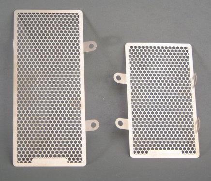 【A-TECH】直式 散熱器(水箱)核心保護蓋 - 「Webike-摩托百貨」