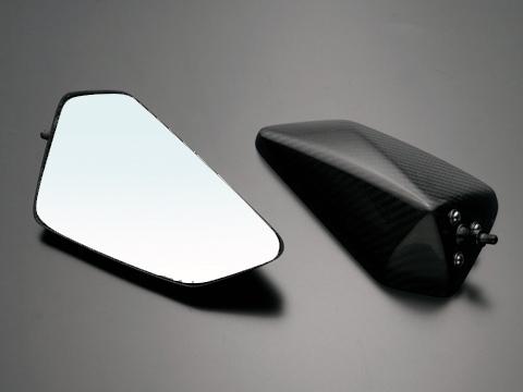 全方向可調式碳纖維後視鏡組 Type 4