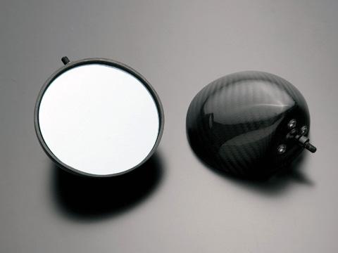全方向可調式碳纖維後視鏡 整流罩款式用 Type3