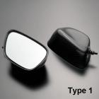 【A-TECH】碳纖維後視鏡 Type 1