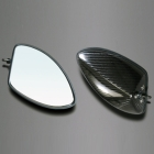 A-TECH Full adjustable dry carbon mirror Cowling for model Type 5