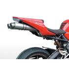 【ASAHINA RACING】EXTEC 全鈦合金雙管全段排氣管