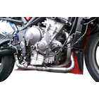 【ASAHINA RACING】(對應普通款)鈦合金排氣管前段