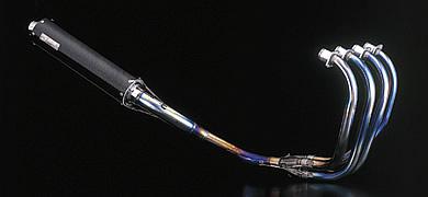 EXTEC Titanium formula TYPE 79R全段排氣管