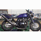 【ASAHINA RACING】EXTEC 灣岸Z全段排氣管