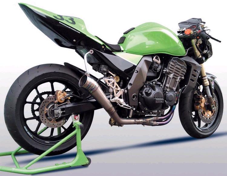 【ASAHINA RACING】EXTEC GP 擴音型全段排氣管 - 「Webike-摩托百貨」