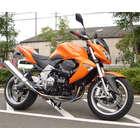 【ASAHINA RACING】EXTEC Titanium formula TYPE SS 全段排氣管