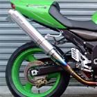 【ASAHINA RACING】EXTEC Titanium formula TYPE 79S 全段排氣管