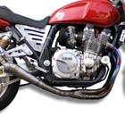 【ASAHINA RACING】GP擴音型鈦合金短版全段排氣管