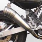 【ASAHINA RACING】EXTEC Titanium formula MINI 鈦合金全段排氣管
