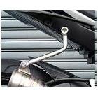【ASAHINA RACING】排氣管尾段支架