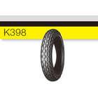 【DUNLOP 登錄普】K398 【2.50-8 4PR WT】 輪胎