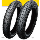 【DUNLOP】TT100GP 【110/90-18 MC 61S WT】輪胎