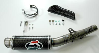 【TERMIGNONI】排氣管尾段 - 「Webike-摩托百貨」