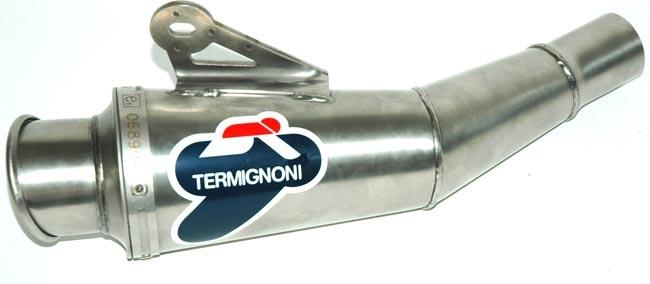 【TERMIGNONI】排氣管尾段 (圓錐型) - 「Webike-摩托百貨」