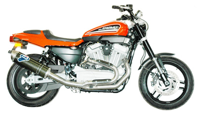 【TERMIGNONI】競賽型全段排氣管2×1  - 「Webike-摩托百貨」