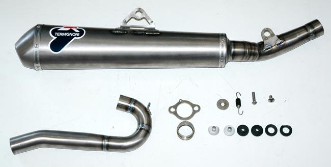 全段排氣管套件