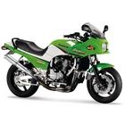 【NITRO RACING】4in1 機械彎曲 鈦合金 全段排氣管 (Long Tail UP) GPZ750R/GPZ900R Ninja用